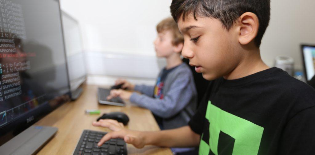 Minecraft Coding Camp