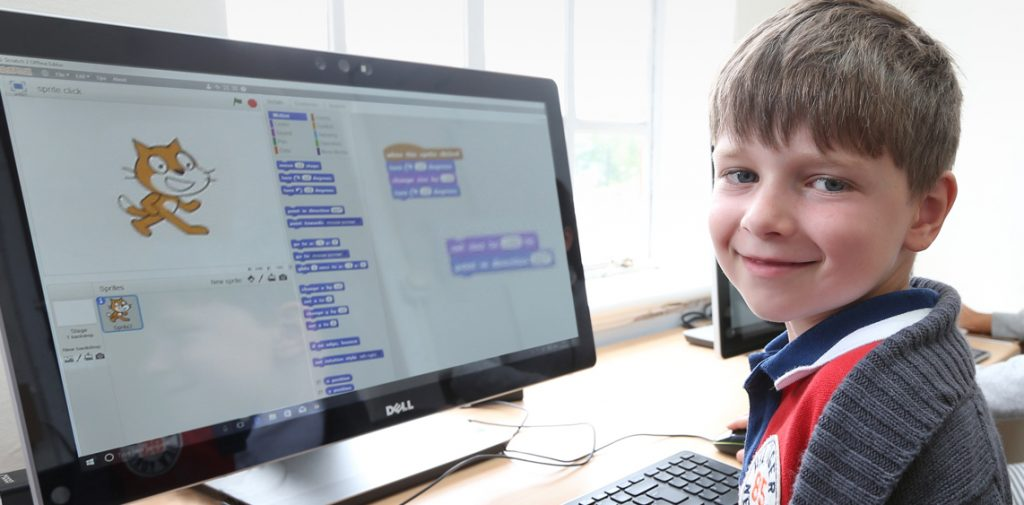 FunTech Scratch Coding Camp