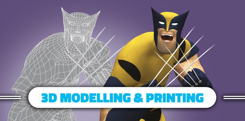 3D Modelling & Printing