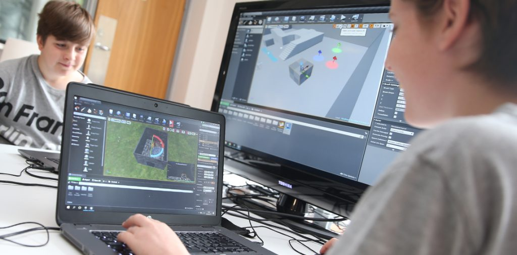Why game design for kids could offer them a very bright future