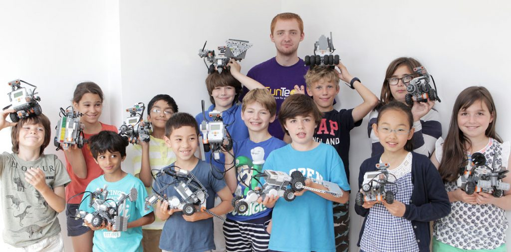 Robotics All Ages