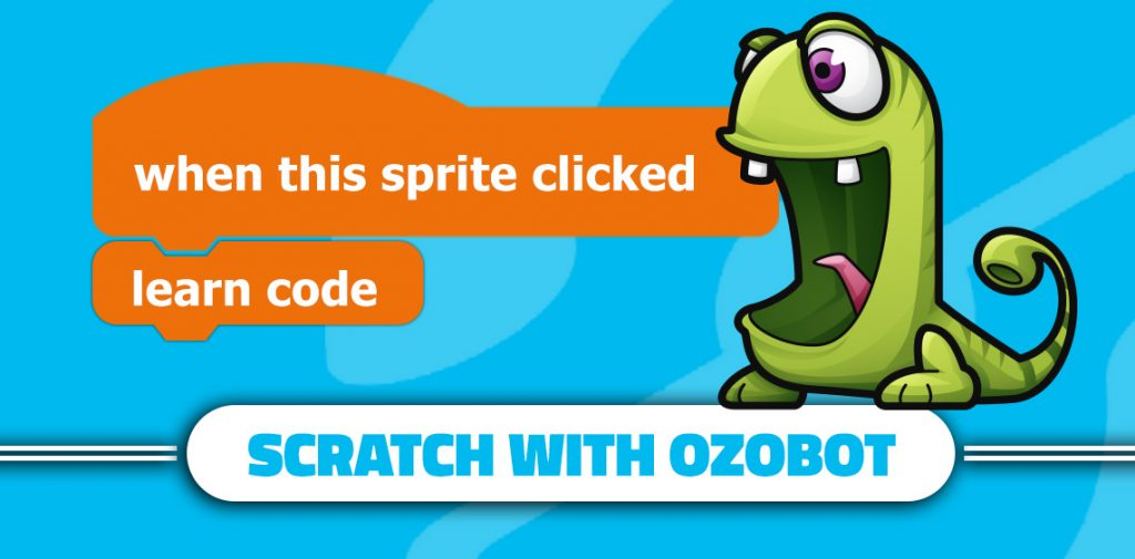 Scratch with Ozobot